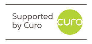 Supported by Curo