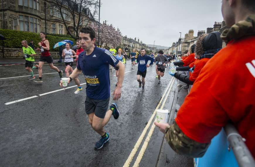 BATH HALF MARATHON IS THE FIRST RUNNING EVENT IN THE UK TO WIN A NATIONAL SUSTAINABILITY AWARD