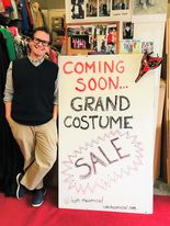 Grab a bargain – Costume sale opens in Frome!