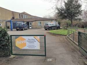 National Lottery boost for Peasedown's Hive Community Centre