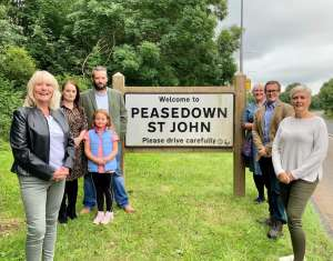 Peasedown Community Trust launches £1,000 Environment Fund for village